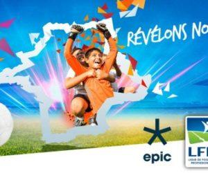 La LFP lance son programme RSE «Révélons nos talents !» avec Epic et Simplon