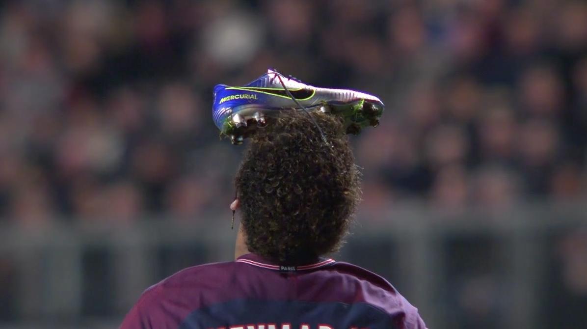La carrière de Neymar va régresser à Paris balance Ronaldo — PSG