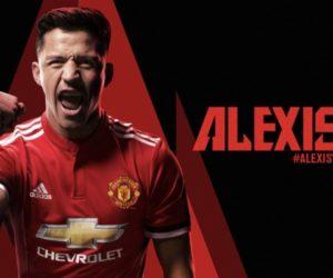 Alexis Sanchez signe à Manchester United pour un salaire record en Premier League