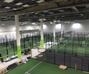 Le premier centre de padel de Zlatan Ibrahimovic va bientôt voir le jour