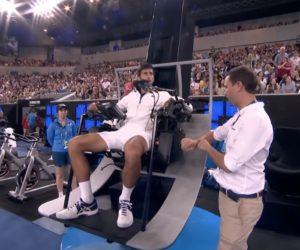 Tennis – L'Open d'Australie innove avec des chaises d'arbitres hi-tech façon «ascenseur»