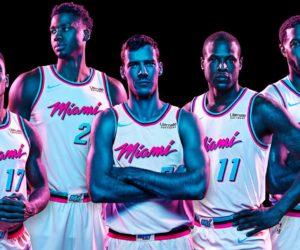 NBA – Nike met à l'honneur les villes américaines avec ses maillots «City Edition»