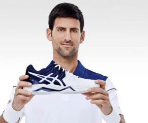 Sponsoring – Novak Djokovic chez Asics pour les chaussures ?