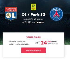 BON PLAN : Les chaînes Canal+, beIN SPORTS et Eurosport en promotion pour le début d'année 2018