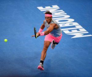 Tennis – Nike mise sur le rose pour l'Open d'Australie 2018