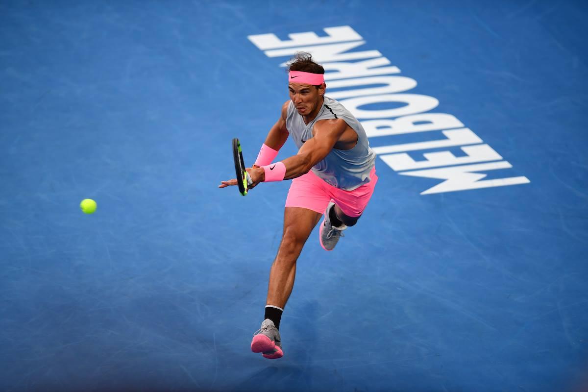 Tennis - Nike mise sur le rose pour l Open d Australie 2018 ... b864166bcc1