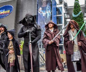 Comment la Fédération Française d'Escrime a surfé sur la sortie du dernier Star Wars