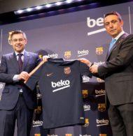 Beko sort le carnet de chèque pour étendre son partenariat avec le FC Barcelone
