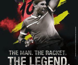 Babolat dévoile une raquette inédite pour célébrer la «Décima» de Rafael Nadal à Roland Garros
