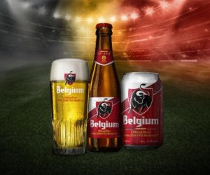 La bière Jupiler change de nom et devient «Belgium» à l'occasion de la Coupe du Monde 2018