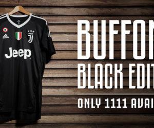 Juventus – Un maillot adidas collector à 1111 unités (et 240€) pour les 40 ans de Gianluigi Buffon