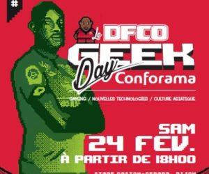 Fan Experience – Dijon FCO et Conforama lancent le «DFCO Geek-Day Conforama»