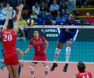 Montpellier, Nantes et Paris choisies pour accueillir l'Euro 2019 de volley