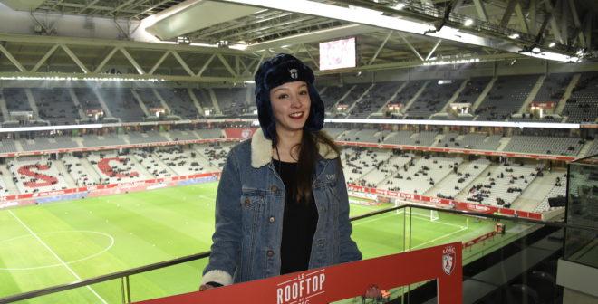 Fan Experience – Le LOSC lance son rooftop avec vue imprenable sur le match