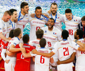 La France choisie pour accueillir le tournoi final de la Volleyball Nations League