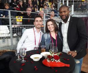 Fan Experience – Le HBC Nantes offre une Saint-Valentin inédite à une fan