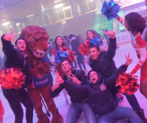 Fan Experience – Le Lyon Hockey Club organise sa 2ème édition de la Student Night
