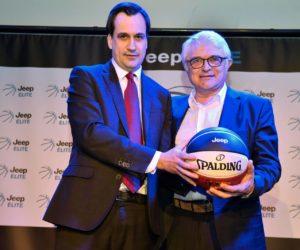 Interview – Sébastien Perrais, Directeur de Jeep France (Pourquoi Jeep débarque dans le basket Français ?)