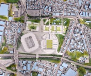 YelloPark – Les premières maquettes du futur stade du FC Nantes dévoilées