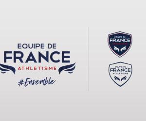 MATCHUP signe la nouvelle identité visuelle de l'Equipe de France d'Athlétisme