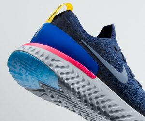 Nike dévoile sa nouvelle chaussure de running avec la Nike Epic React