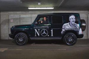 Nike, Mercedes, Rolex, Barilla.. Les sponsors rendent hommage à Roger Federer pour son retour à la place de numéro 1 mondial