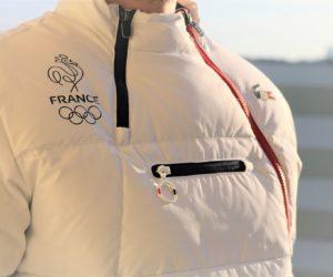 JO 2018 – Combien coûte la doudoune Lacoste de l'Equipe de France Olympique ?