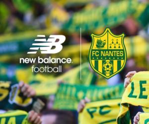 New Balance et le FC Nantes officialisent leur partenariat