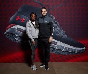 Under Armour dévoile sa nouvelle collection de chaussures de running avec renvoi d'énergie