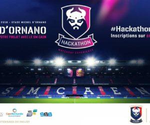 Event – Venez participer au Hackathon 2018 du SM Caen pour inventer la «Matchday Experience» de demain !