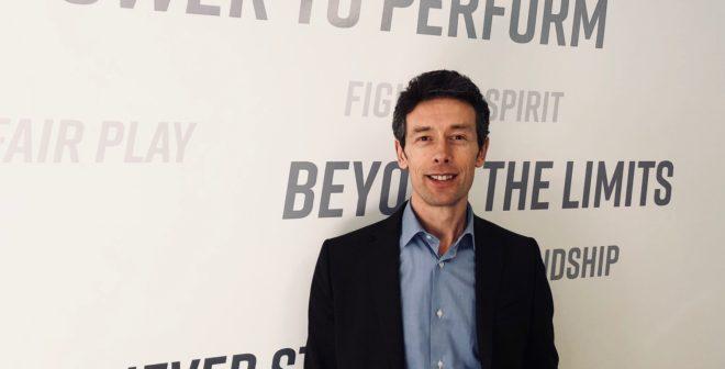 Interview : Nicolas Hope, Directeur Général France de Mizuno