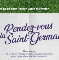 La SNCF surfe sur le match Real Madrid – PSG en proposant aux Fans de décaler la Saint-Valentin à la Saint-Germain