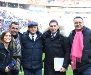 Dans les coulisses du derby Olympique Lyonnais – ASSE avec beIN SPORTS