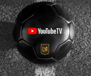 MLS – YouTubeTV s'offre les droits de retransmission en local du Los Angeles FC et le sponsor maillot