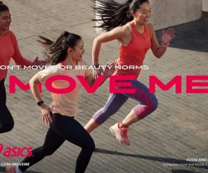 « I Move Me », la nouvelle campagne marketing d'Asics
