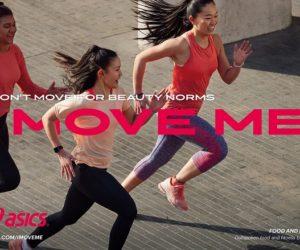 «I Move Me», la nouvelle campagne marketing d'Asics