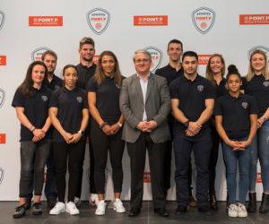 Point.P tourne la page du sponsoring football avec le programme «Athlètes Point.P»