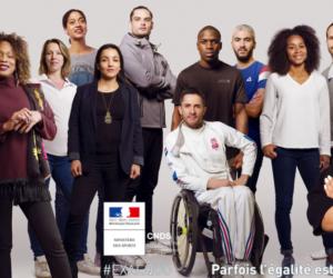 «Ex Æquo» : la campagne pour l'égalité lancée par le Ministère des Sports
