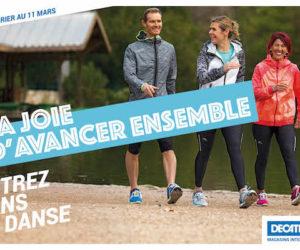 Decathlon s'associe à Rosbeef! pour (re)mettre les Français au sport