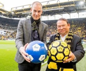 Bangkok Airways nouveau partenaire régional du Borussia Dortmund