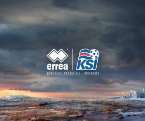 Erreà dévoile les nouveaux maillots de l'Islande pour la Coupe du Monde 2018