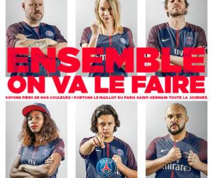 #EnsembleOnVaLeFaire : la campagne de mobilisation du PSG