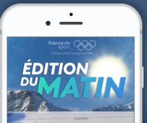 PyeongChang 2018 – 7 millions de snapchatters sur France tv sport