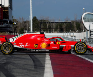 F1 – Lenovo nouveau sponsor de Ferrari
