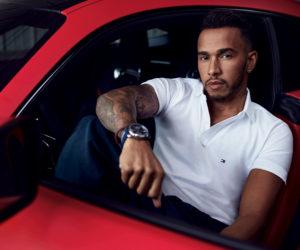 F1 – Lewis Hamilton nouvel ambassadeur mondial de Tommy Hilfiger