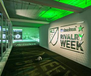 Heineken renouvelle son contrat avec la Major League Soccer