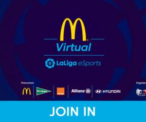 McDonald's donne son nom à la compétition eSport de LaLiga