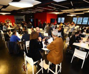L'OGC Nice organise un «Speed Meeting» entre partenaires et startups
