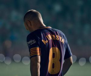 Nike et le FC Barcelone célèbrent leur 20 ans avec «The Ball Makes Us More»