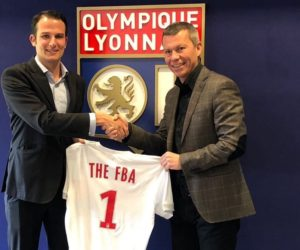 L'Olympique Lyonnais s'associe à la Football Business Academy
